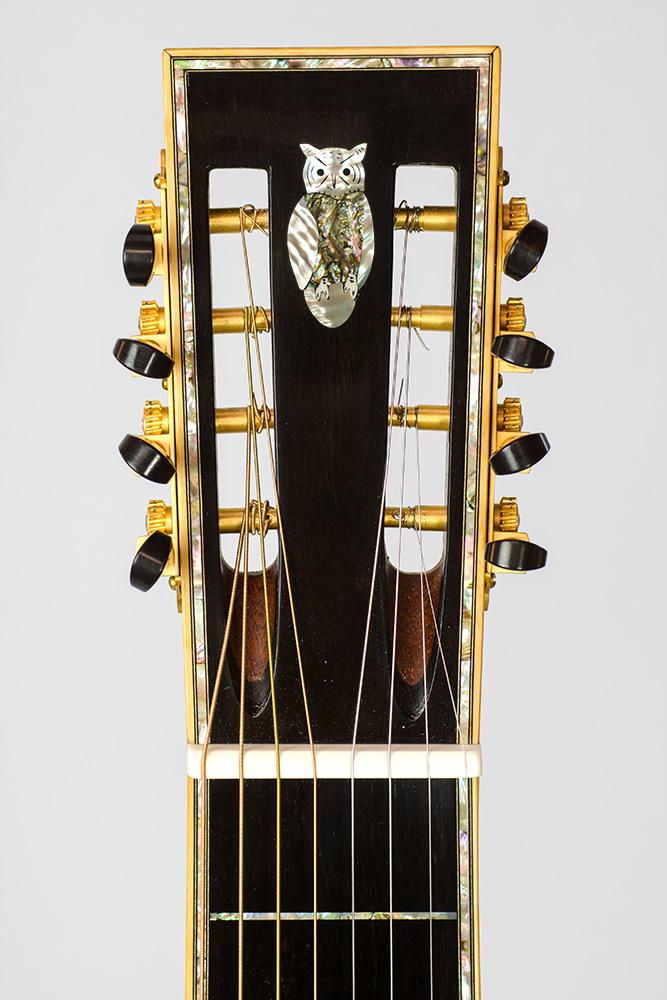 David Dart Eight-String Hawaiian Steel Guitar | Style 8 | #40-225 | December 2014