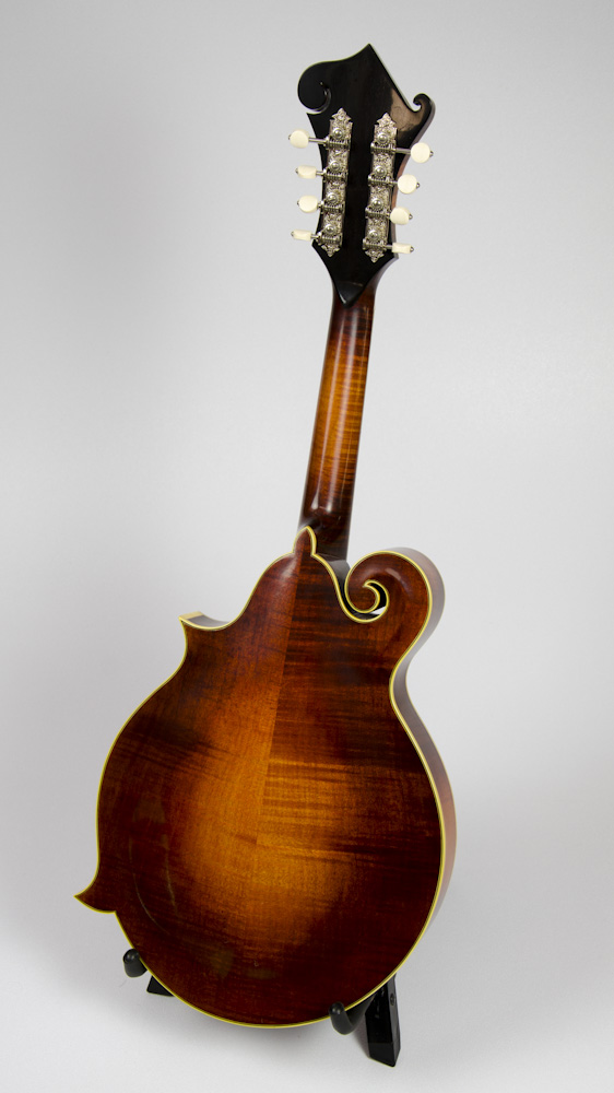 David Dart Maple & Spruce F5 Sunburst Mandola