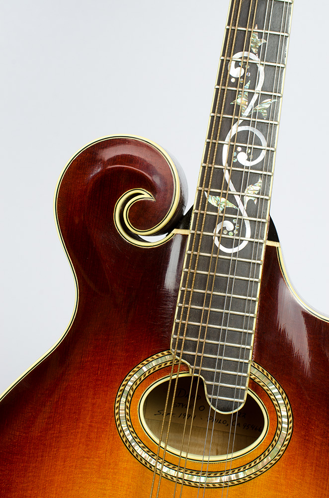 David Dart F4 Mandolin | #1-122 | 1994