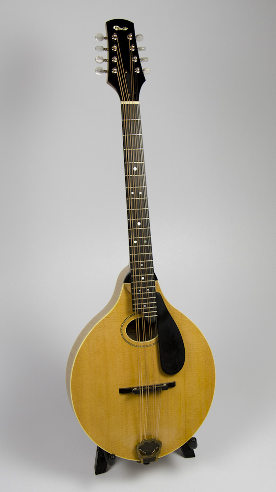 David Dart Maple & Spruce A4 Octave Mandola