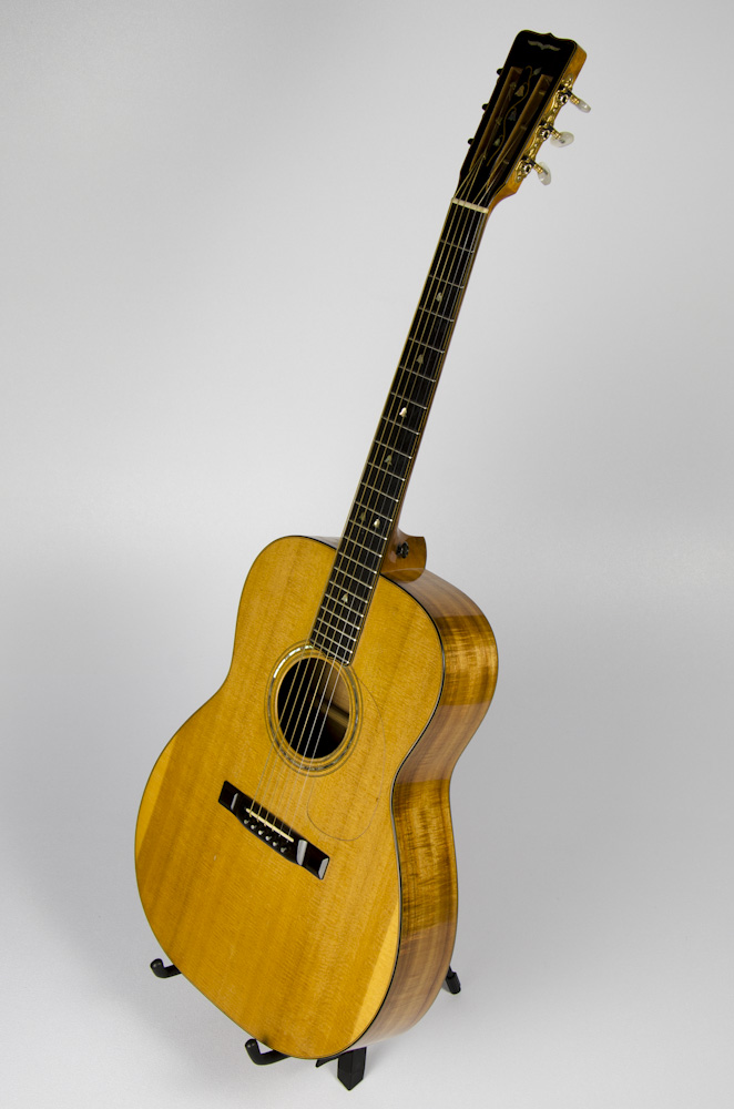 David Dart Steel String Guitar #3, 1979