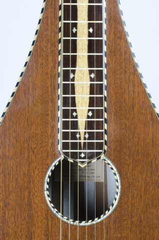 "David Dart Bowlback Lap Steel Guitar | ""Lady Steel"" 