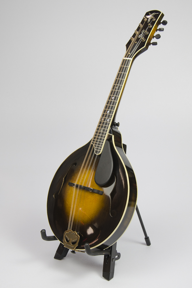 David Dart Maple A5 Tobacco Burst Mandolin (2015)