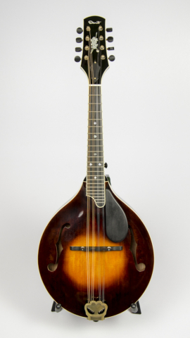 David Dart Maple & Spruce A5 Cherry Burst Mandolin (2015)