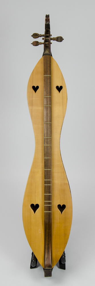 Appalachian Three-String Dulcimer, 1967